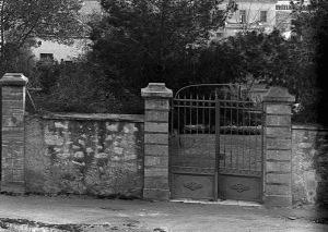 ASCSA Gates, 1900s