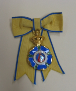 In 1957 Gertrude Smith, Chairman of the Committee on Admissions and Fellowships (1945-1963) was awarded by King Paul of Greece the Cross of Commander in the Royal Order of Beneficence (ΕΥΠΟΙΙΑ) in recognition of her contribution to classical schlarship.