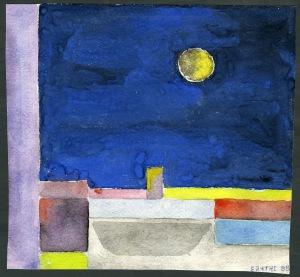 Odysseus Elytis' Night