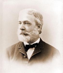 William Robert Ware, the architect of the American School of Classical Studies at Athens