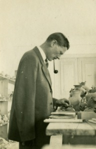 Carl Blegen in 1929