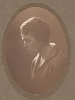 Elizabeth Blegen, 1920s