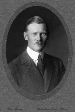 Carl Blegen, ca. 1920