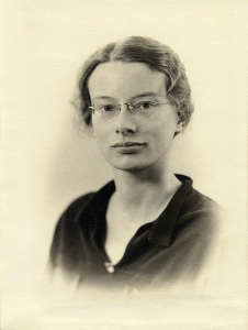 Wilhelmina Van Ingen, ca. 1928. From the Imagebase of Virginia Tech.