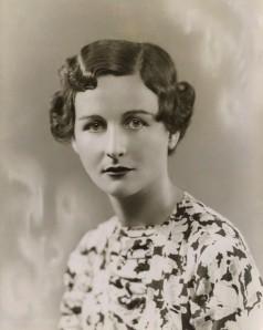 Nancy Mitford, 1932