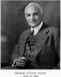 George Dupont Pratt (1869-1935)