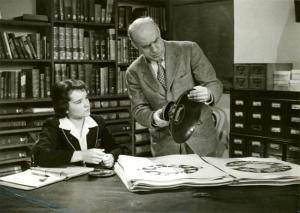 Rhys Carpenter (1889-1980), professor of Art History at Bryn Mawr College