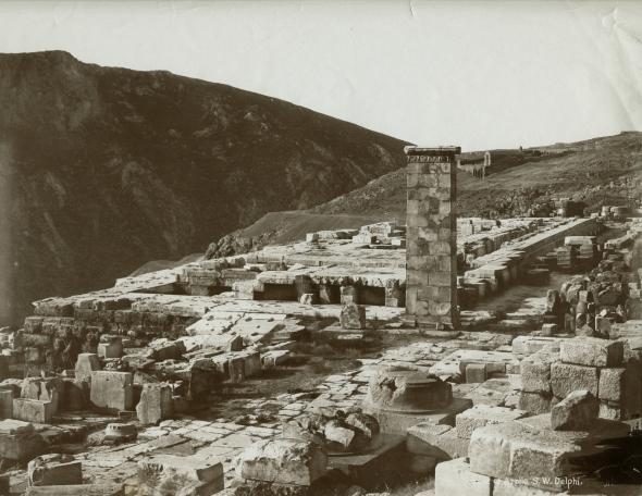 Delphi, ca. 1900