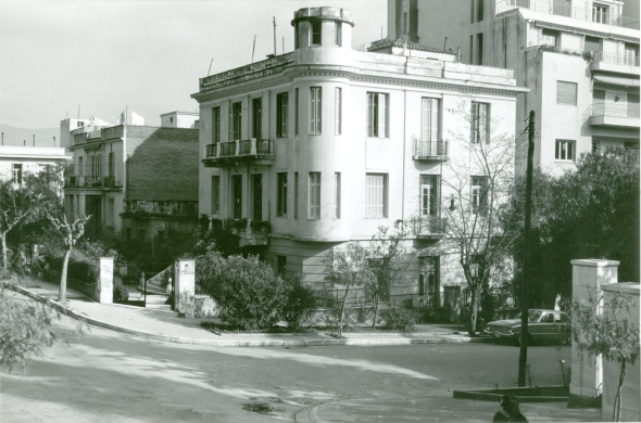 The Admiral's House, 1964