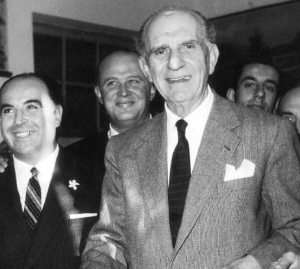 George Papandreou, 1964