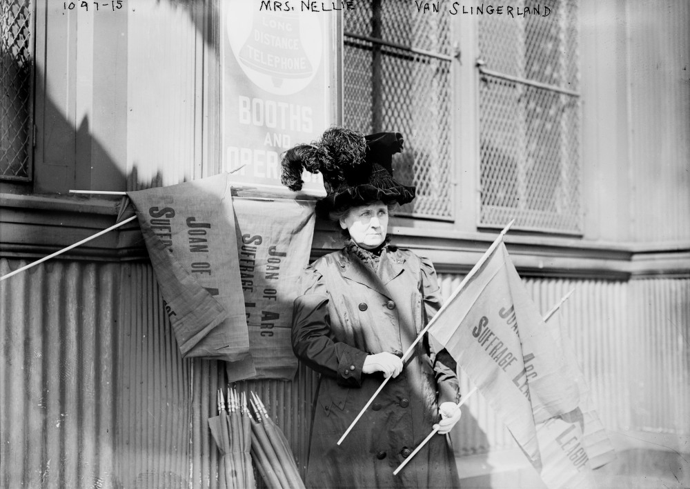 Archives from the Trash: The Multidimensional Annie Smith Peck—Mountaineer, Suffragette, Classicist (3/6)