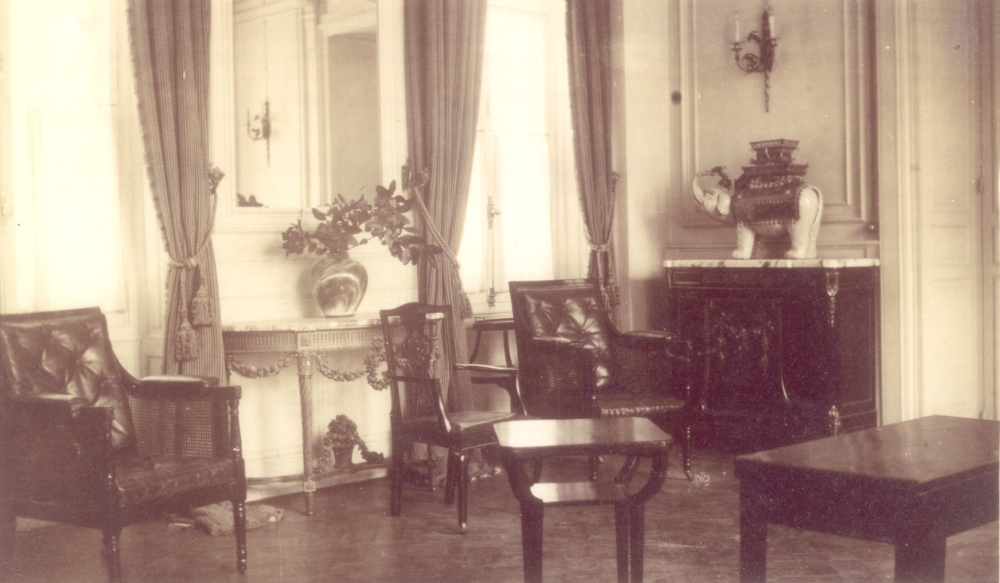 Living Like Kings: When the Palace of Prince George Was the Annex of the American School of Classical Studies at Athens (2/6)