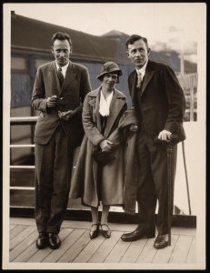 Reo Fortune, Margaret Mead, Gregory Bateson, 1933