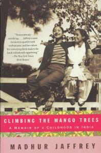 Madhur Jaffreys' autobiography, Climbing the Mango Trees
