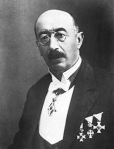 Archaeologist and famous numismatist Ioannis Svoronos (1863-1922)