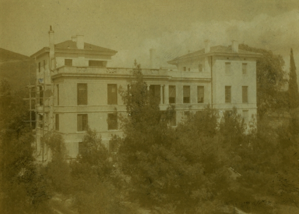 The ASCSA, ca. 1916