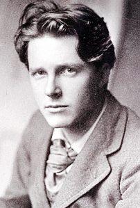 Poet Rupert Brooke
