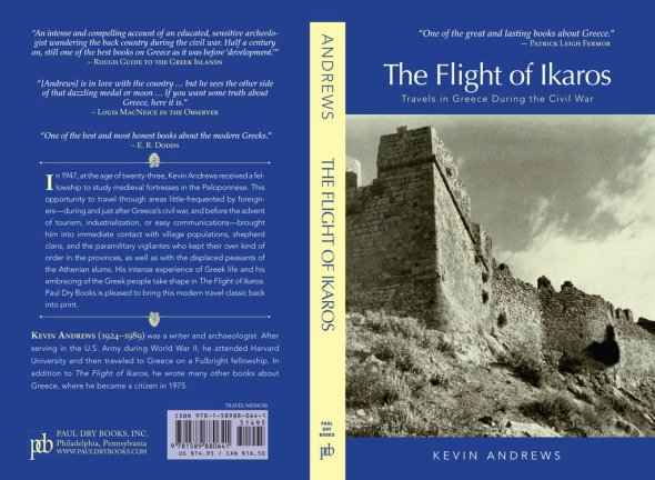 The Flight of Ikaros by Kevin Andrews.