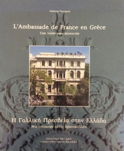 Farnaud's book on the history of the French Embassy at Athens