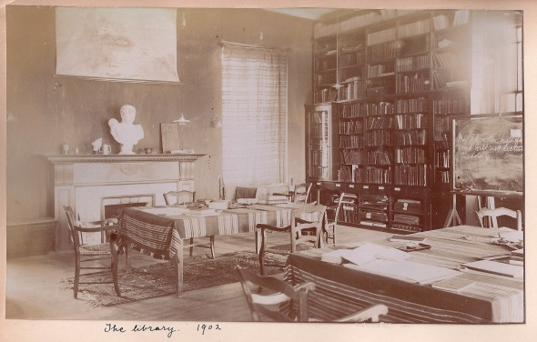 ASCSA Library, 1902